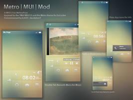 MetroMUIMod by melissapugs