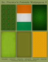 St. Patrick's Wallpaper Android Pack 2 by melissapugs