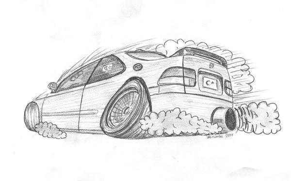 civi hatchback