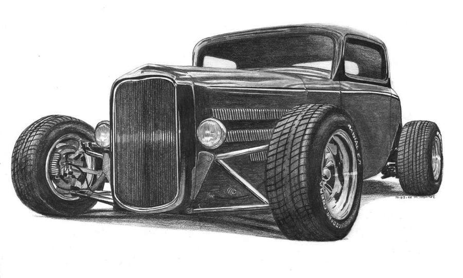Ford T 1932\' by mehmetmumtaz on DeviantArt