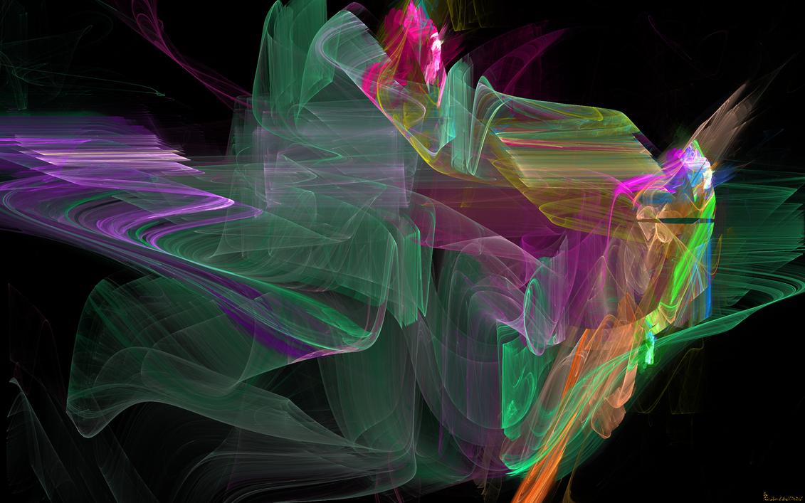 Ribbon Flow by dak180