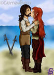 POTC: Our First Kiss