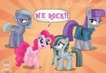 FA: Pie Rocks