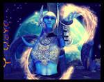 Priestess by Virtual-Fox