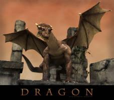DRAGON by Virtual-Fox