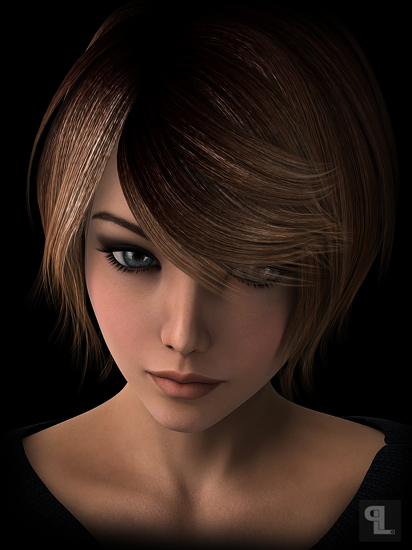 Simply Portrait - Workflow by PLArts