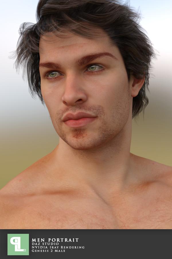 Men Portrait by PLArts