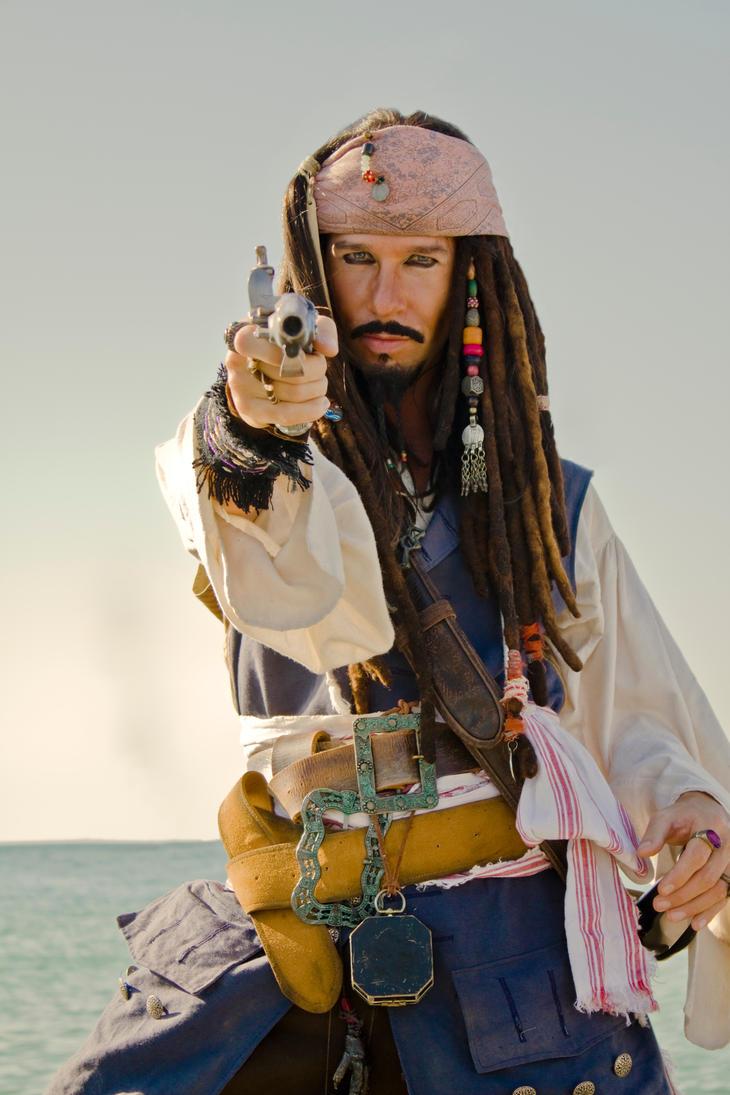 That's CAPTIAN Jack Sparrow by bratyprincess198