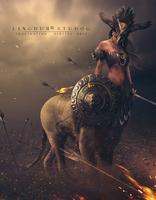 Grifahrius Valkyrian Knight by LINGDUMSTUDOG