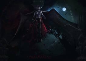 Drac Valos by LINGDUMSTUDOG