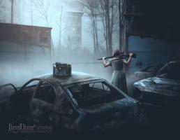 Rifle by LINGDUMSTUDOG