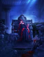 Throne of bloodsylvania by LINGDUMSTUDOG