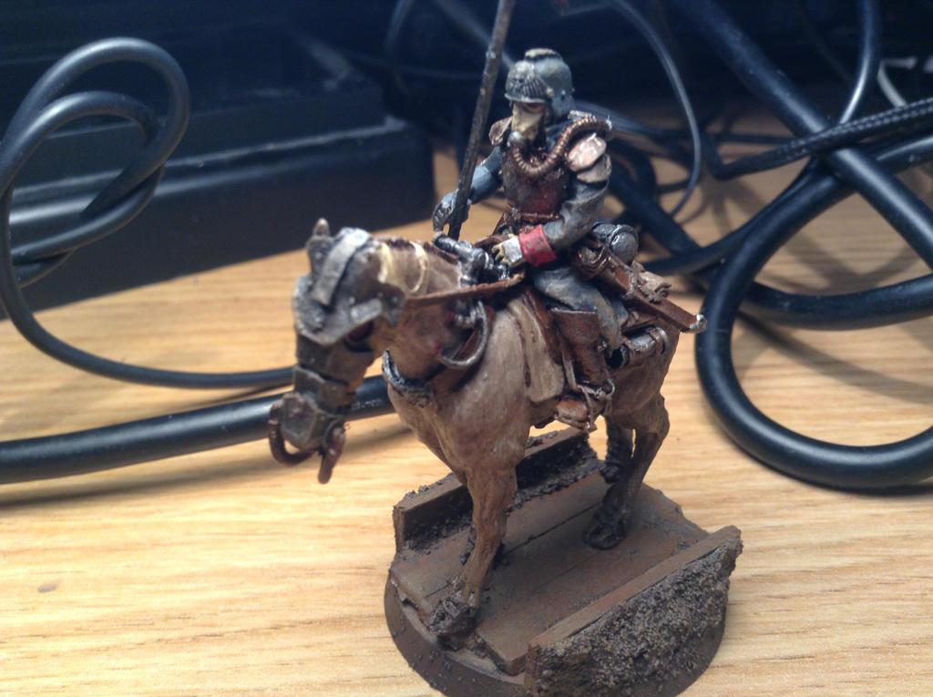 Death Korps of Krieg Death Rider by Usafkid94