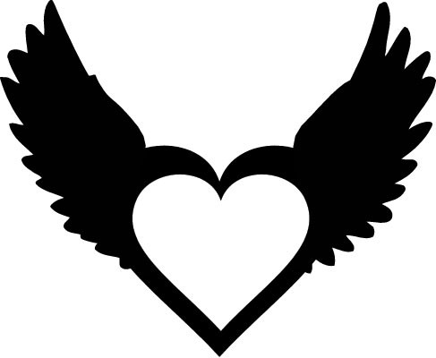 Heart With Wings by Valiantlover000 on DeviantArt