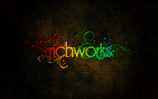 Typo Universe by richworks