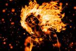 Flaming Girl