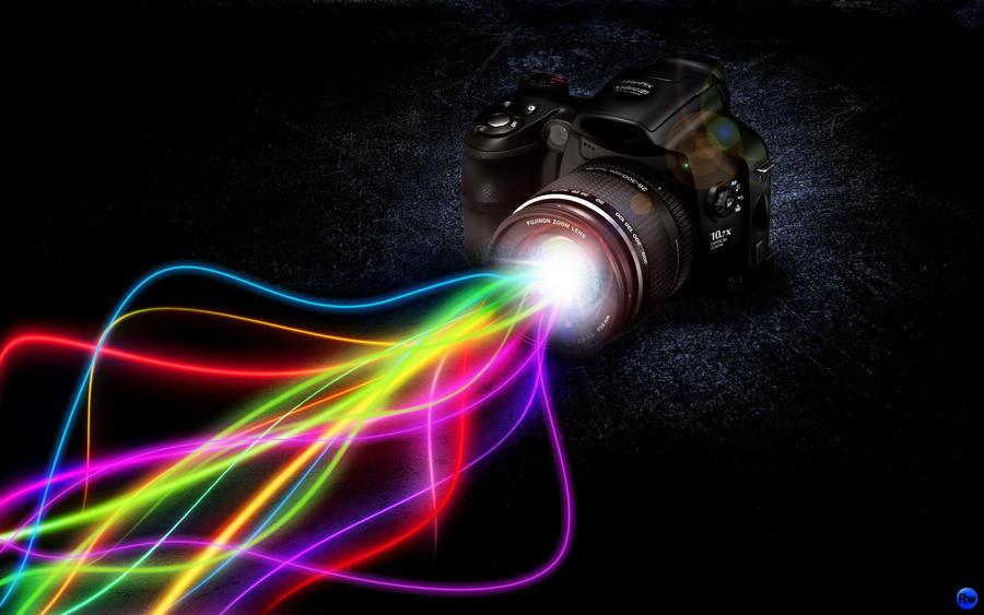 Camera Glow by richworks