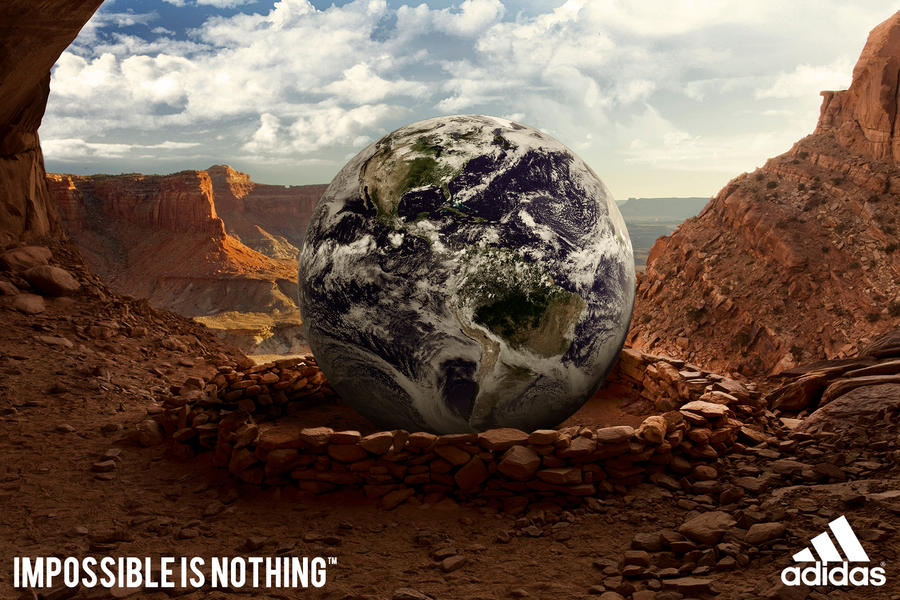 Earth Photo manipulation