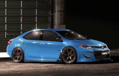 Toyota 2014 TOM'S