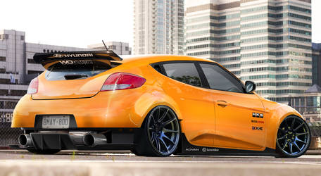 veloster time attack