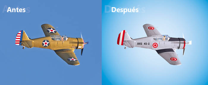 North American P-64 -- NA-50 - Peru