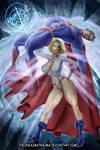 PowerGirl Defeats Superman