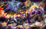 Infinity war Digital Painting