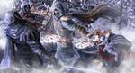 Mentore Ezio Auditore Da Firenze by THEONEAJMATRAUMA