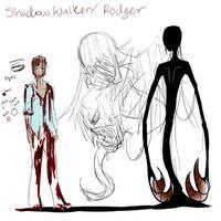 Shadow Walker ref by Chibi-Works