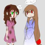 Sally and Laz
