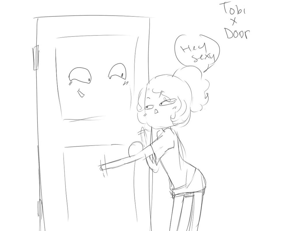 Tobi X Door by Chibi-Works