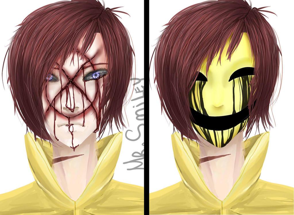 smiley face creepypasta