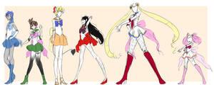 Creepypasta: Sailor Scouts