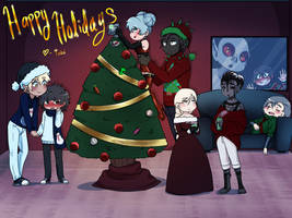 Happy Holidays from Withdraw :D