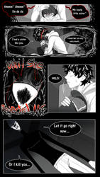 The Demon Within Ch.1 pg.1 by Chibi-Works