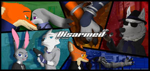 Disarmed Title page by Mr-Punctual