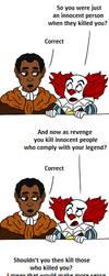 Horror Logic by Bakhtak