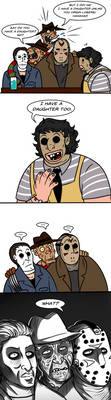 Leatherface's daughter