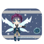 Ice Fairy Adoptable {CLOSED}