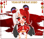 Lunar Year of the Rat [OPEN] by OKtiger
