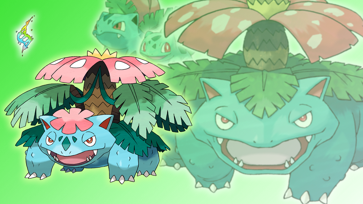 bulbasaur evolution wallpaper images - photo #32