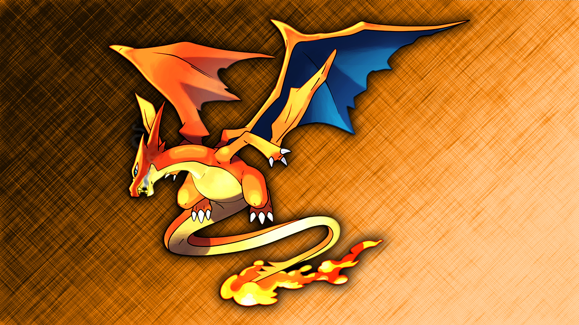 mega charizard y wallpaper by glench on deviantart