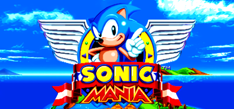 Sonic Mania Steam Grid Image by Glench