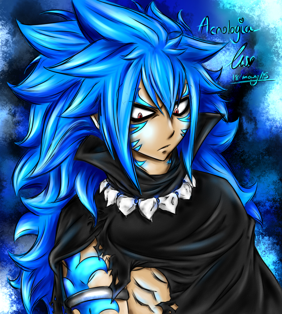 Acnologia Human Form. by charswarrenxo on DeviantArt