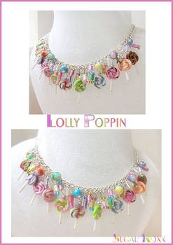 Lollipoppin necklace