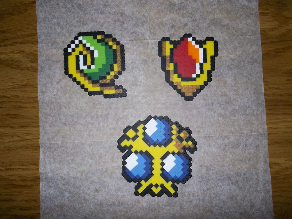 Hylian Jewels by bahamut6666