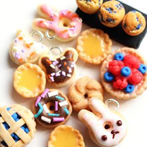 Polymer Clay Desserts