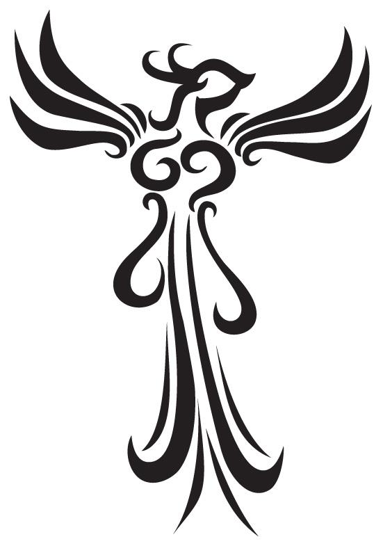 Phoenix tattoo design by STsung on deviantART