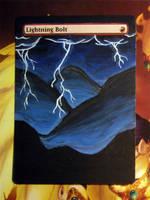 Magic Alter - Lightning Bolt by STsung