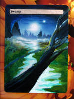 Magic Alter - Swamp by STsung